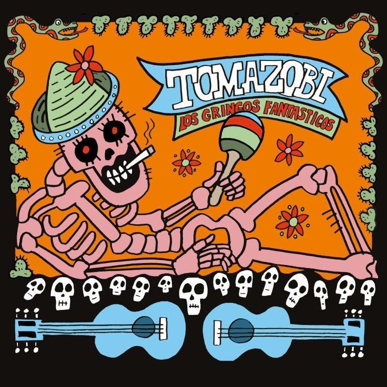 END1604 (Tomazobi - Los Gringos Fantasticos) cover quadratisch 1024